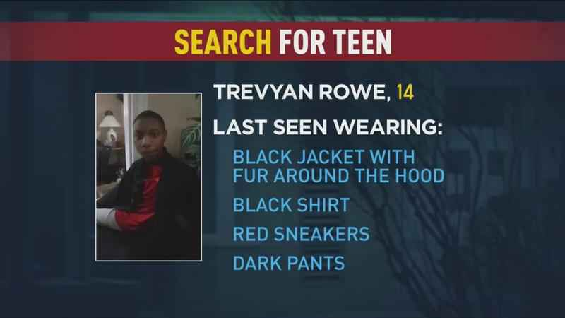 At least three teachers marked missing teen