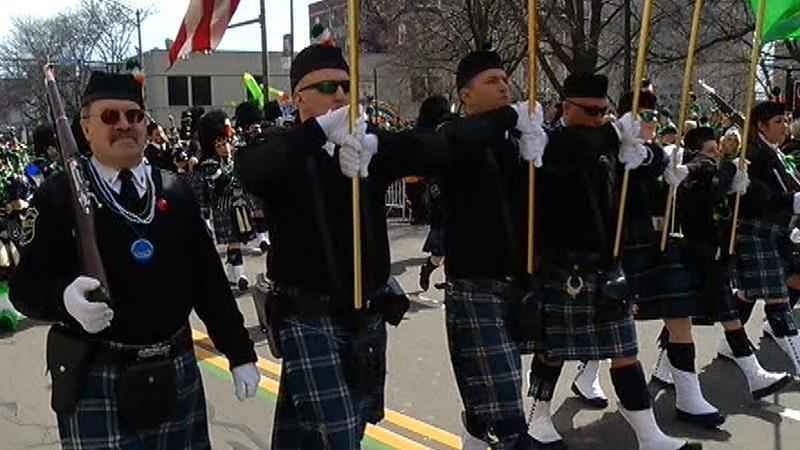 Rochester police kept busy on St. Patrick's day
