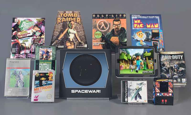 World Video Game Hall of Fame announces 12 finalists