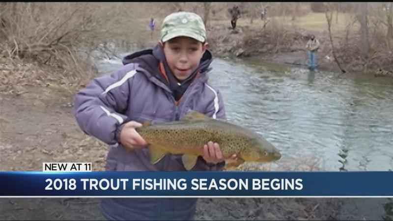 2018 trout fishing season begins for Nys fishing seasons