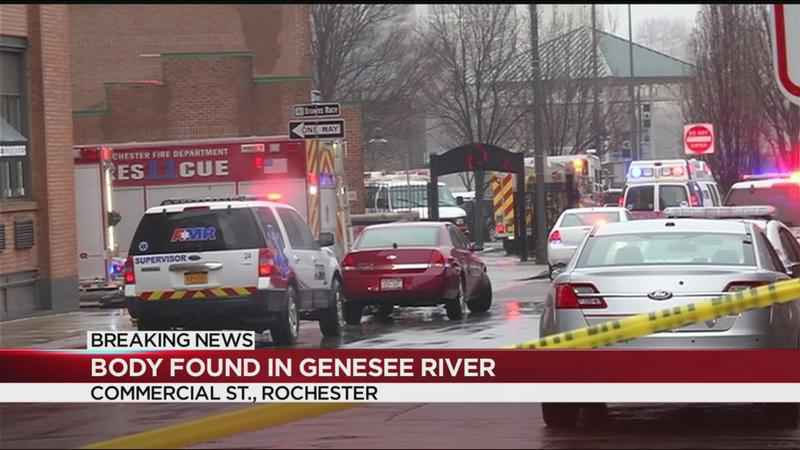 UPDATE: Woman pulled from Genesee River identified