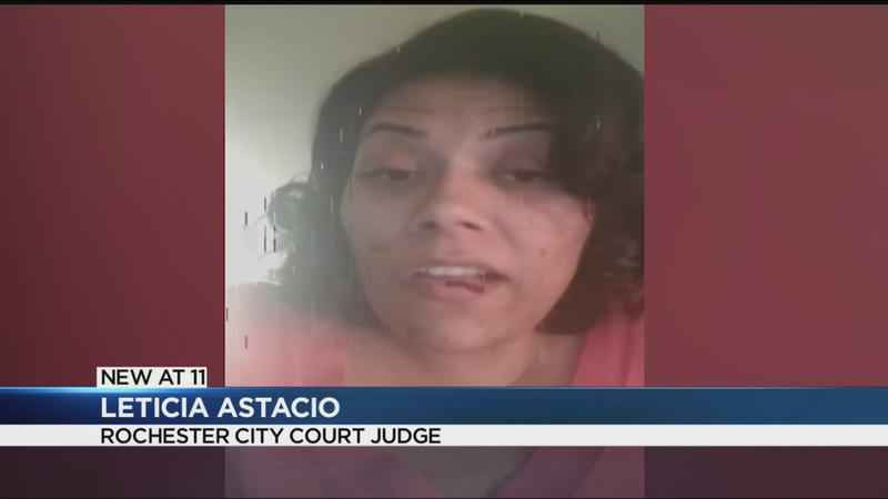 Judge Astacio says her sister, not her, tried to buy a gun