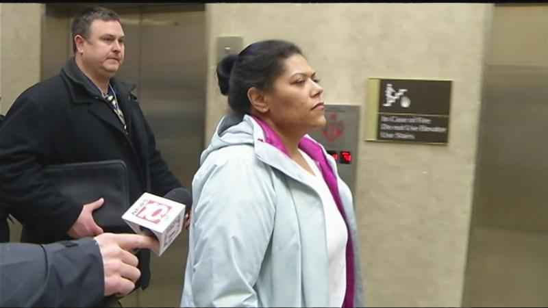 Judge Leticia Astacio indicted on weapons charge
