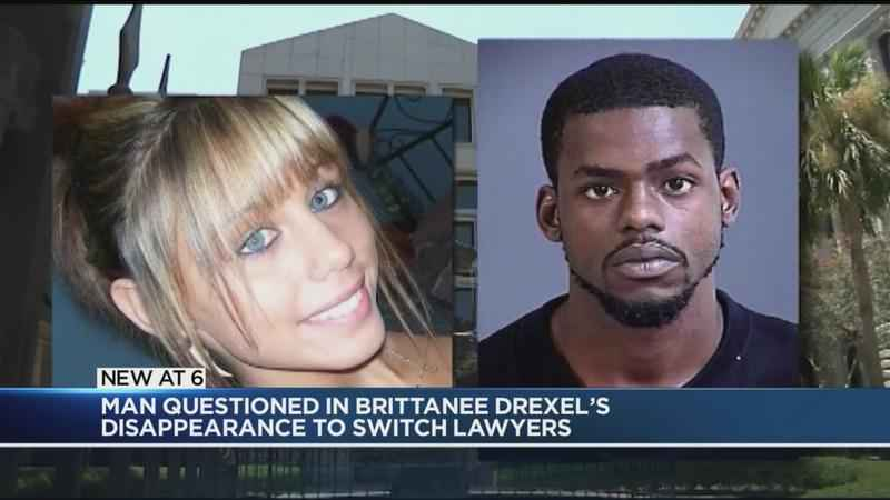 Man questioned in disappearance of Brittanee Drexel to switch lawyers