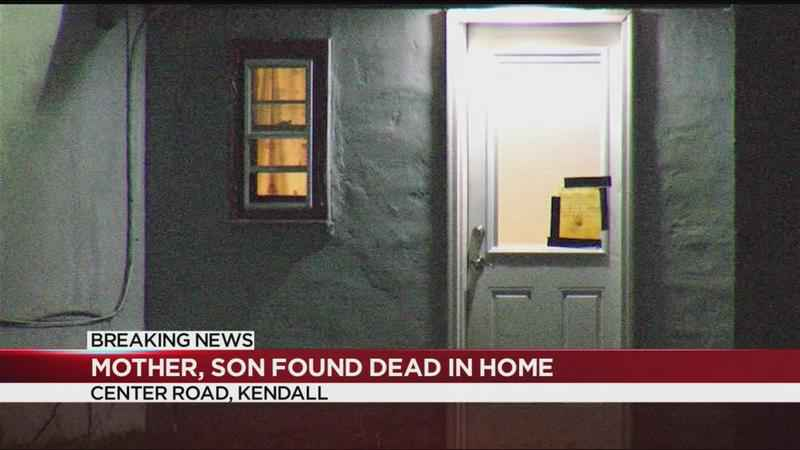 Orleans County Sheriff's Office Investigating Death of Mother and Son