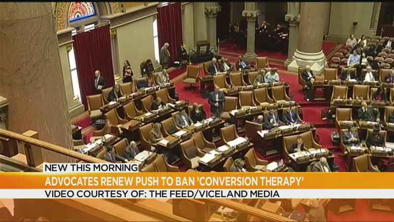 NY advocates renew push for law banning 'conversion therapy'