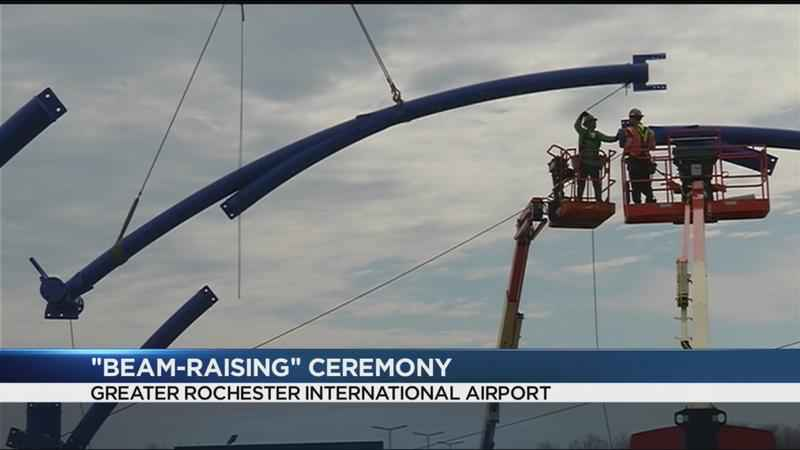 New phase of airport construction includes security upgrades
