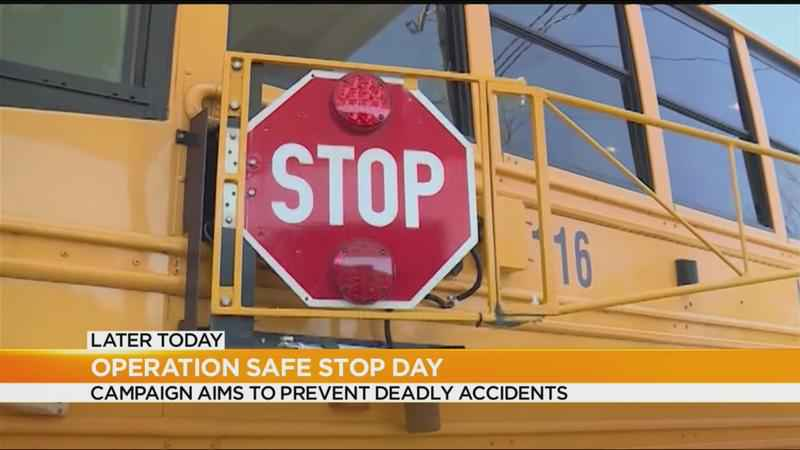 Operation Safe Stop cracks down on drivers passing buses