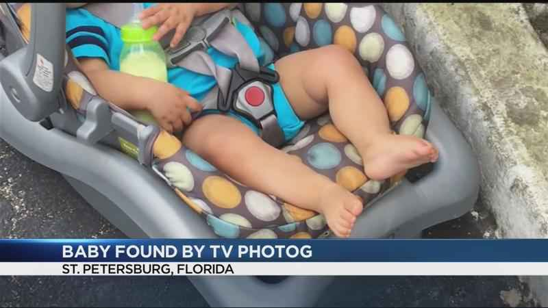 Photojournalist credited with finding kidnapped baby