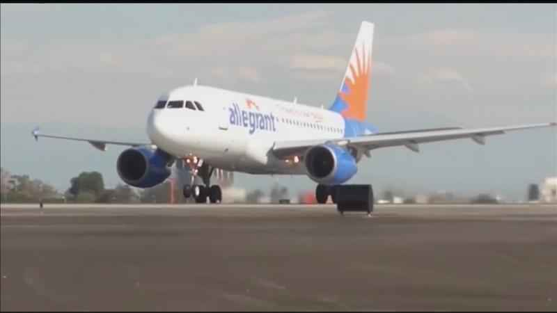 Allegiant Air Responds To Its Safety Record Whec Com