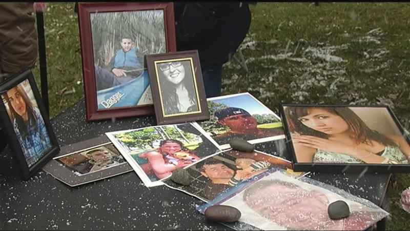 Organizations aim to bring awareness to crime victims and survivors