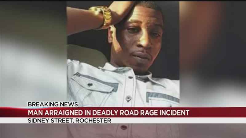 Rochester man charged with murder in road rage shooting
