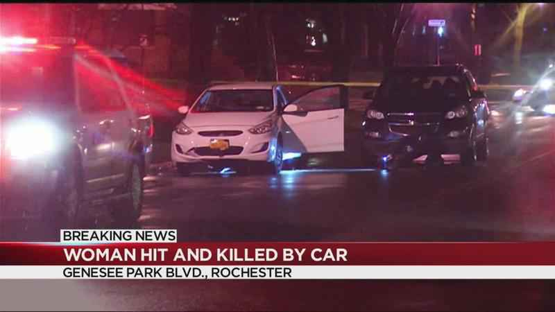 UPDATE: Police ID woman hit and killed by car on Genesee Park Blvd.