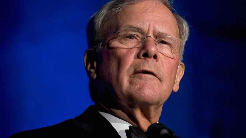Two Women Accuse Tom Brokaw of Sexual Harassment During 1990s