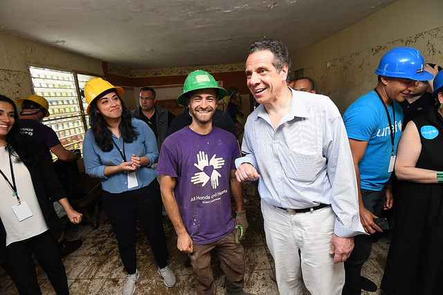 Cuomo launches Puerto Rico recovery initiative