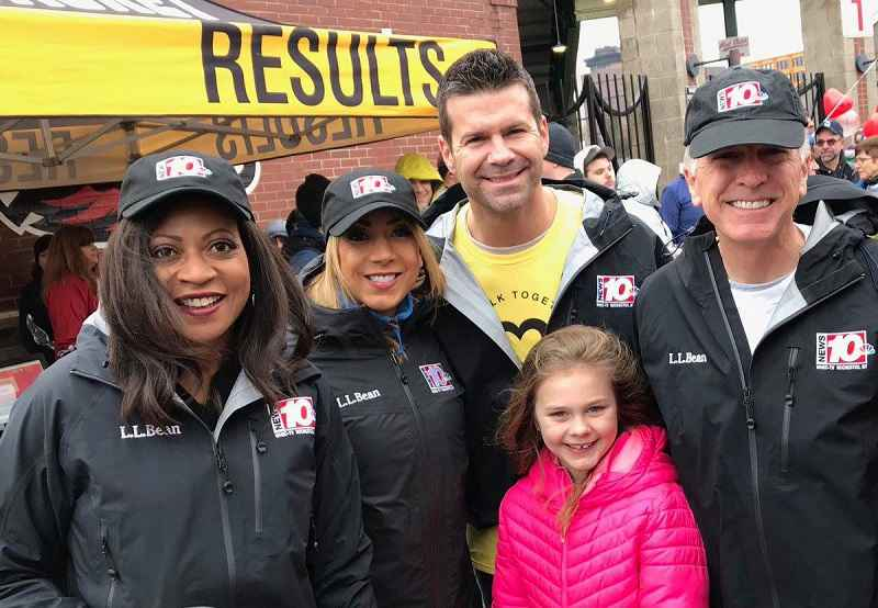 Rochester well represented at Heart Walk and Run