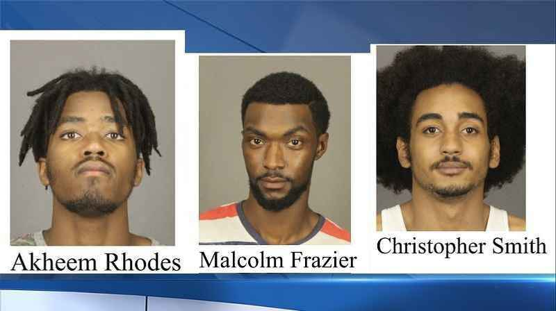 Three sentenced after armed robbery of Tim Horton's in Perinton