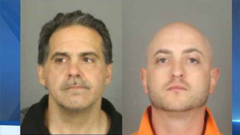 Two men arrested for Monroe County burglary spree