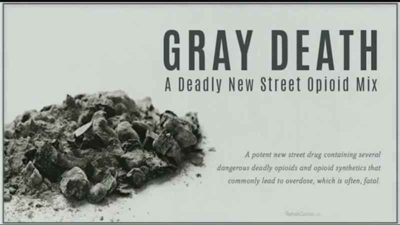 'Gray death' comes to Rochester