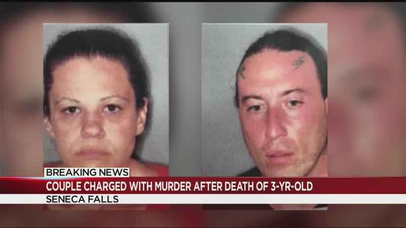 Couple charged with murder after death of 3-year-old