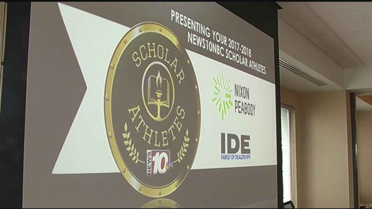 News10NBC's Scholar Athletes honored at luncheon