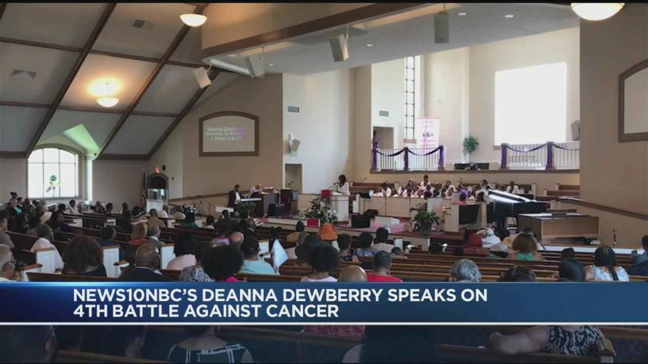 News10NBC's Deanna Dewberry opens up about her battle with cancer