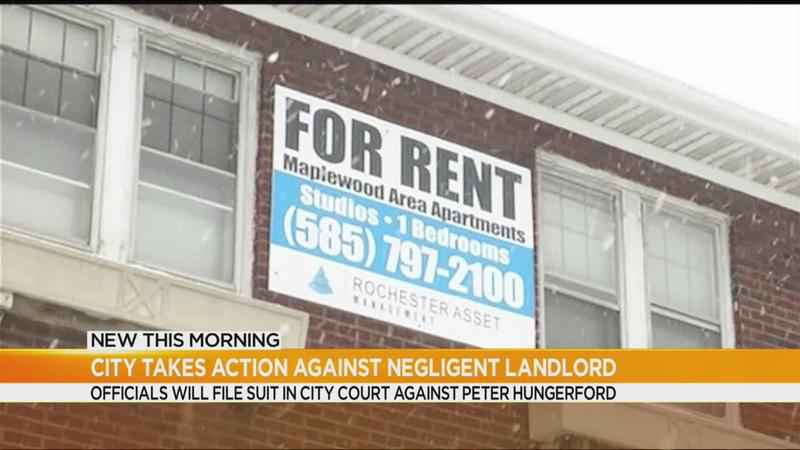 city taking action against landlord with more than 100 outstanding