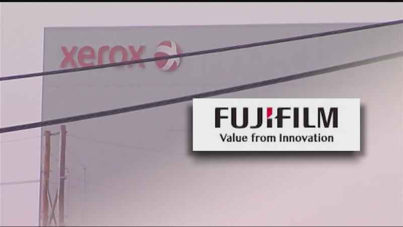 Xerox chief to resign over Fujifilm Holdings takeover