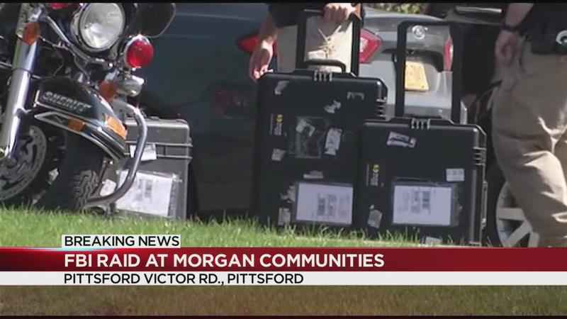 FBI raids offices at Morgan Communities