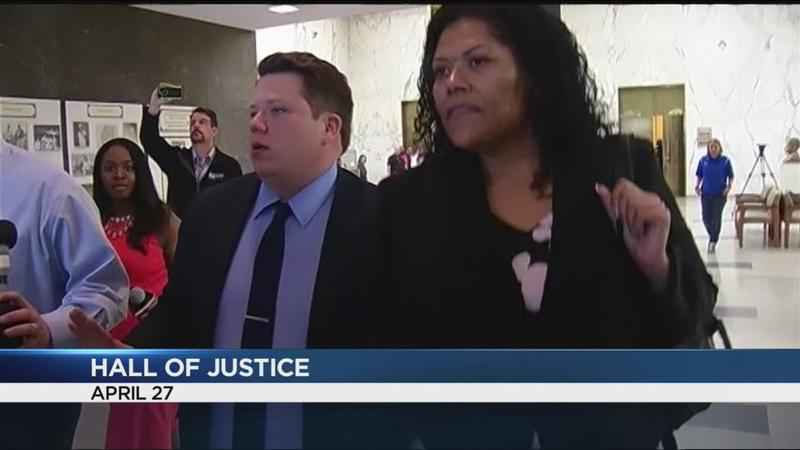 Judge Astacio appealing decision to remove her as a judge