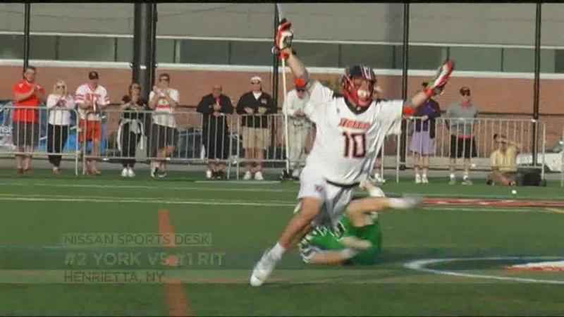 NCAA Division III Men's Lacrosse Championship Semifinals