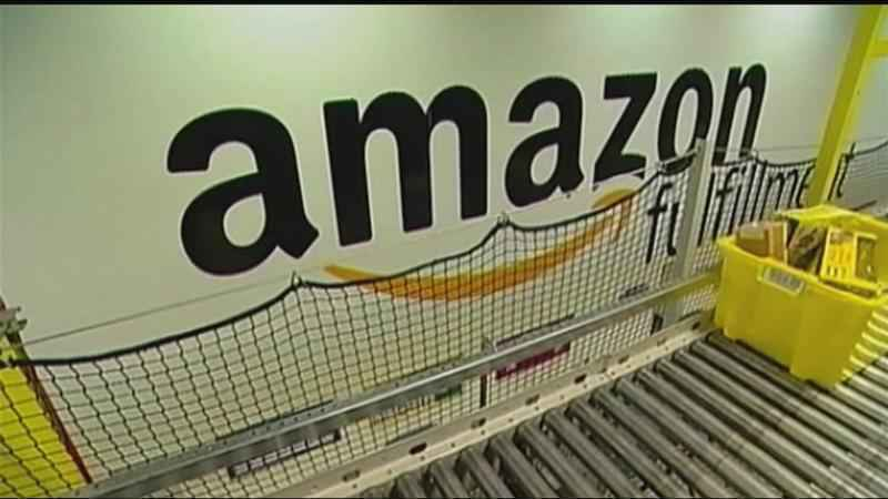 Amazon hiring for positions in Henrietta delivery station