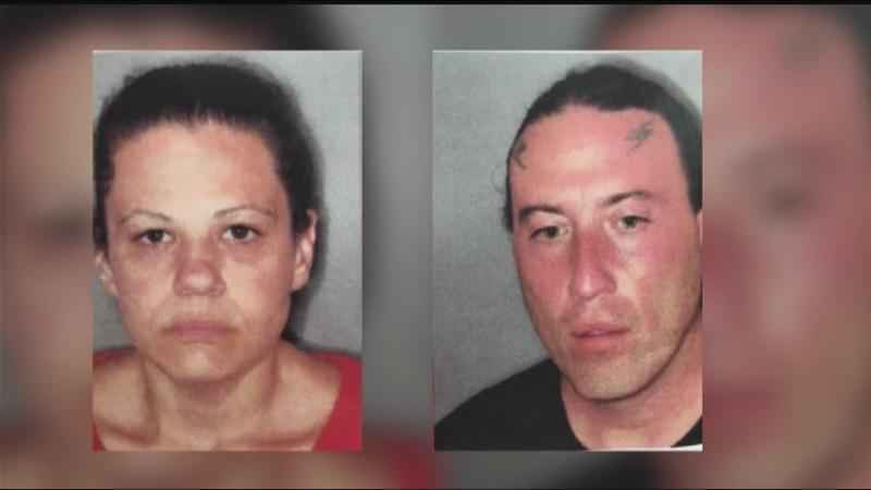 Couple charged with assault of 3-year-old boy