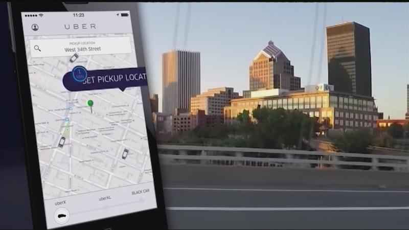 Ridesharing