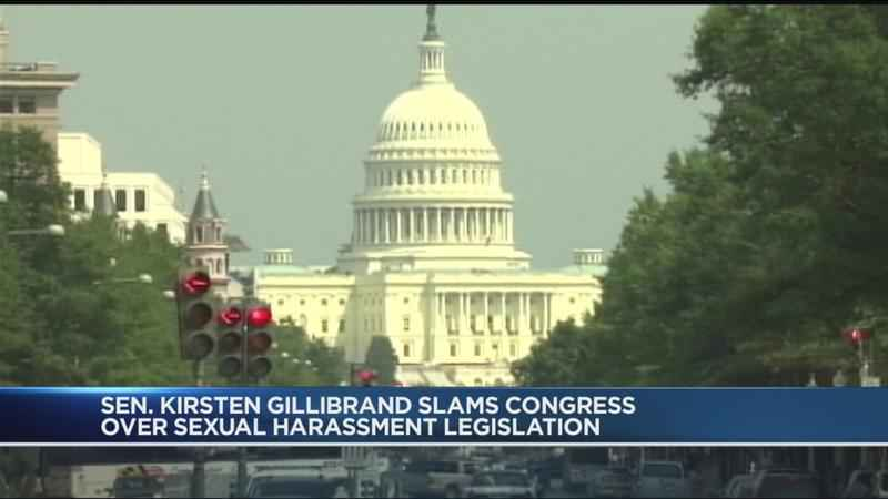 Senate introduces bill to reform handling of sexual harassment cases