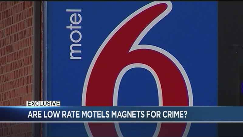 Special Report: Are some motels magnets for crime?