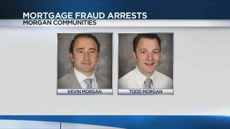 Todd and Kevin Morgan to be arraigned in federal court