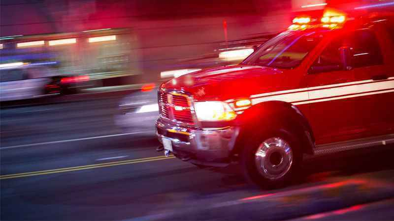 Fatal medical emergency causes drive-thru crash in Ontario County