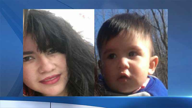 Missing from Wayne County, mother and 14-month-old son