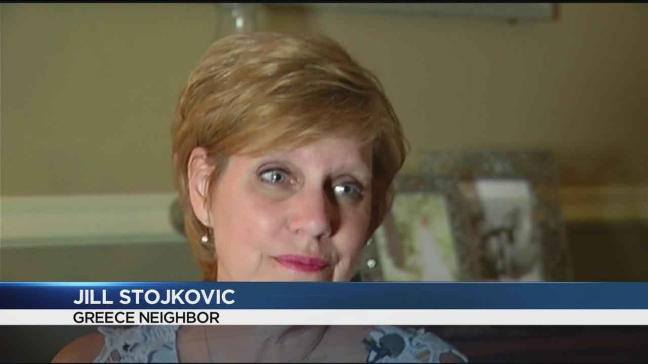 Greece car vandalized, family receives outpouring support