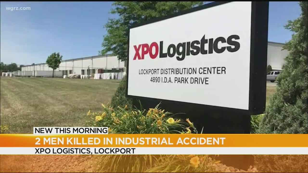 2 workers killed by falling countertop slabs in Lockport