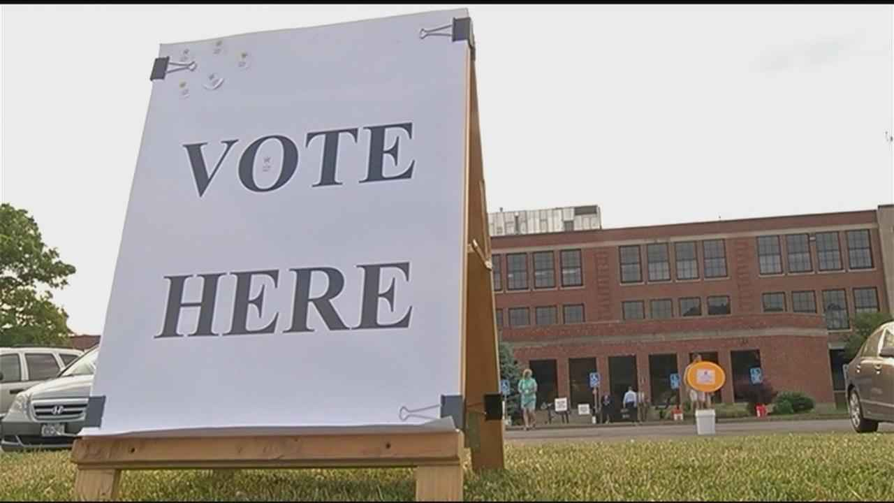 Safety concerns at school polling sites
