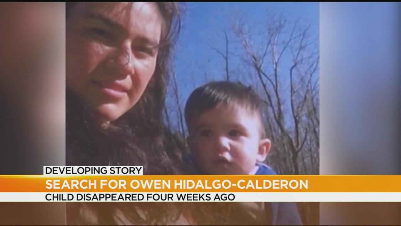 Sodus toddler now missing for 4 weeks