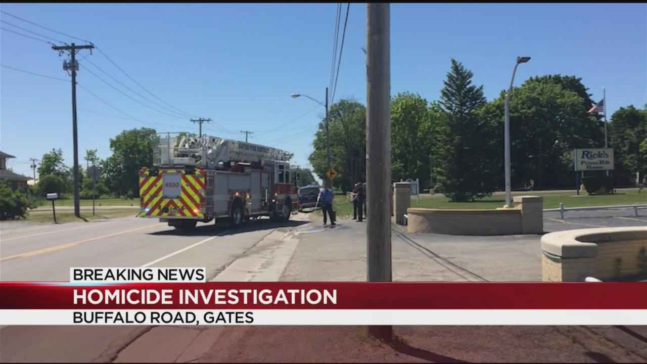 UPDATE: Active homicide investigation on Buffalo Road