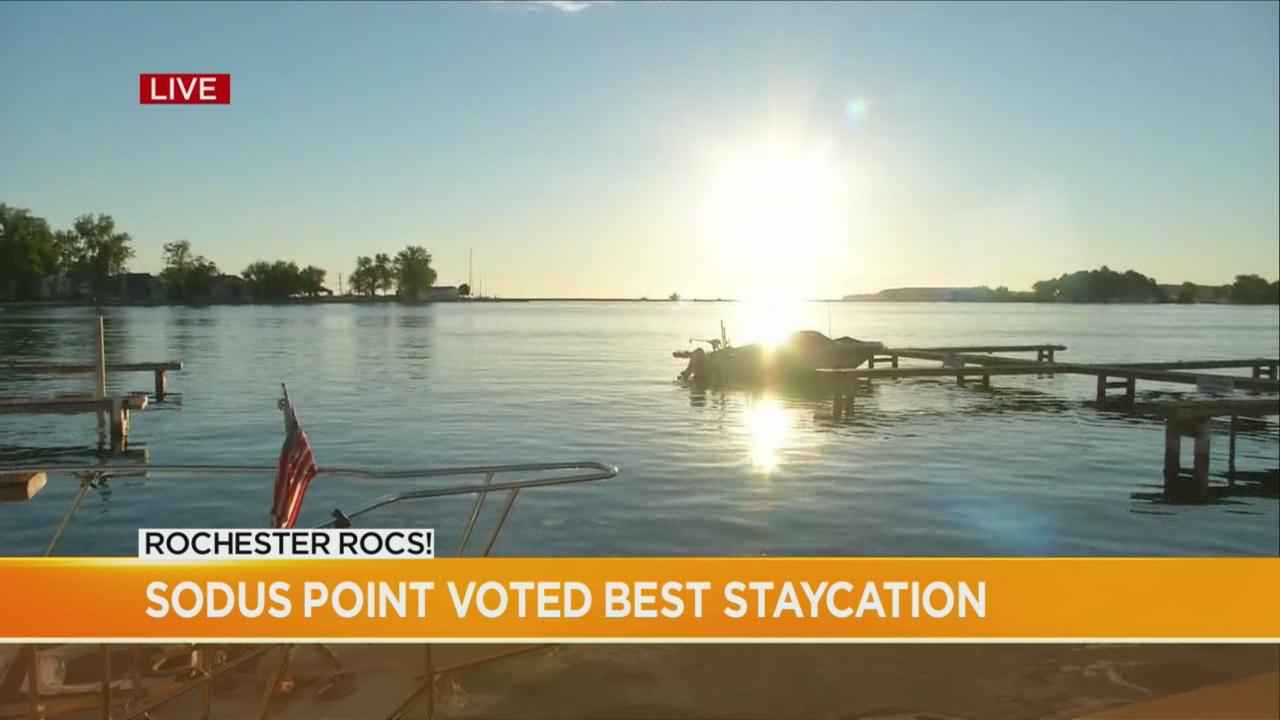 Sodus Point wins Rochester ROCS!