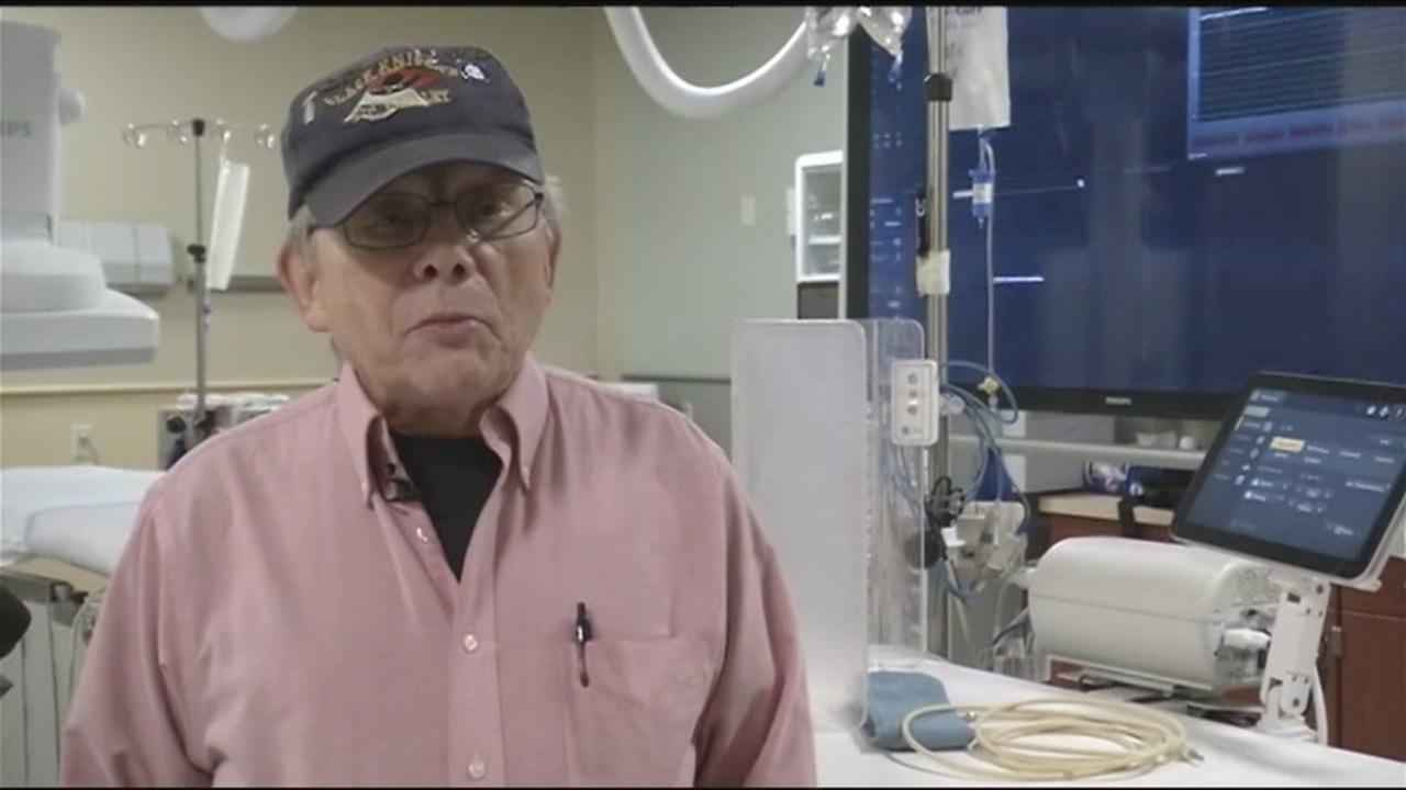 Rochester man makes history as first patient to leave right after heart surgery