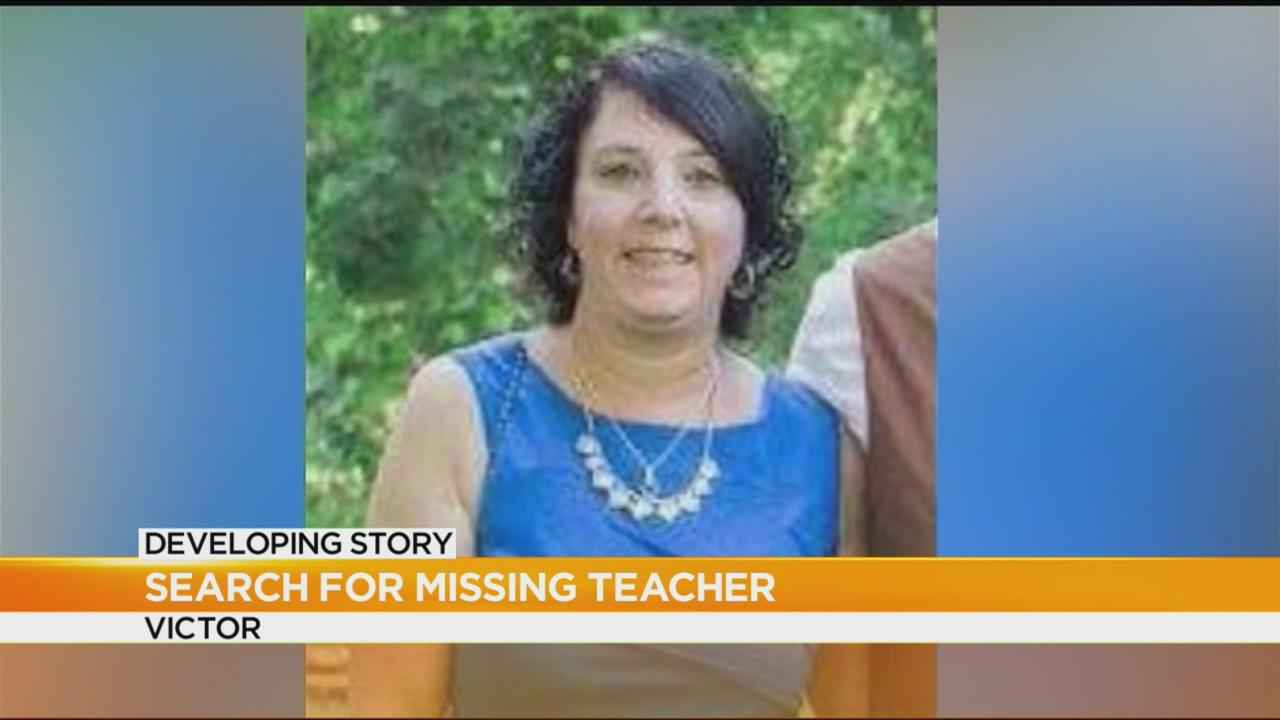 Missing Rochester teacher found safe in Victor Walmart