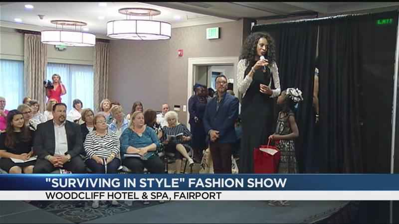 Gilda Club hosts cancer survivor fashion show
