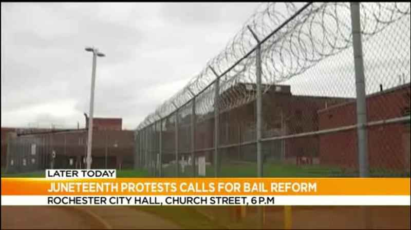 Organizers push for bail reform on Freedom Day