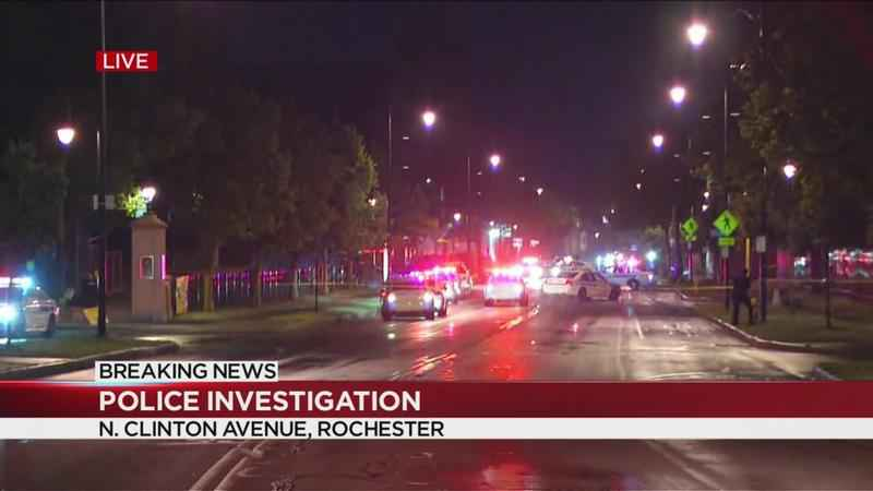 Police investigate multiple stabbings on North Clinton Avenue